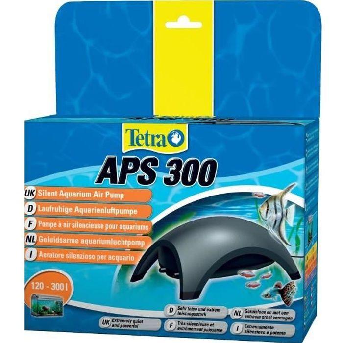 Tetra Pompe à Air Aps 300 Noir