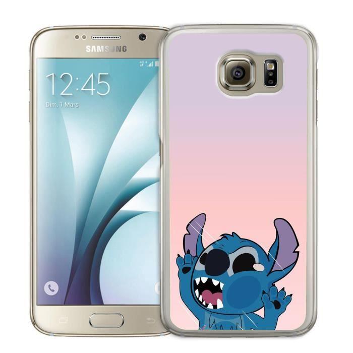Coque Samsung Galaxy S7 Edge Stitch Vitre