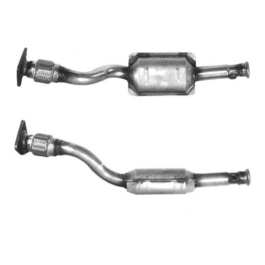 POT CATALYTIQUE Catalyseur pour RENAULT SCENIC 1.6 Essence - Ré…
