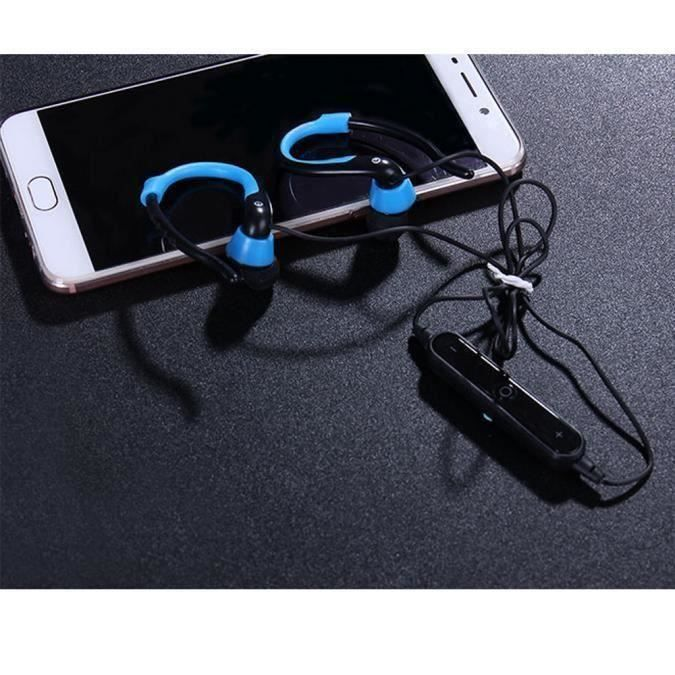 CASQUE - ÉCOUTEURS Écouteurs stéréo sans fil Bluetooth In-Ear FS2207