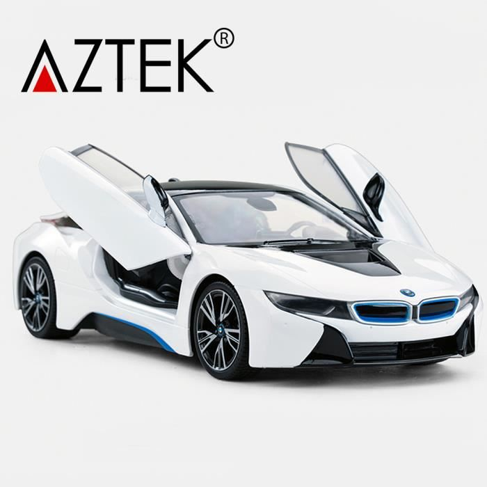 voiture radiocommande bmw i8 v hicule camion t l commande achat vente radiocommande cdiscount. Black Bedroom Furniture Sets. Home Design Ideas