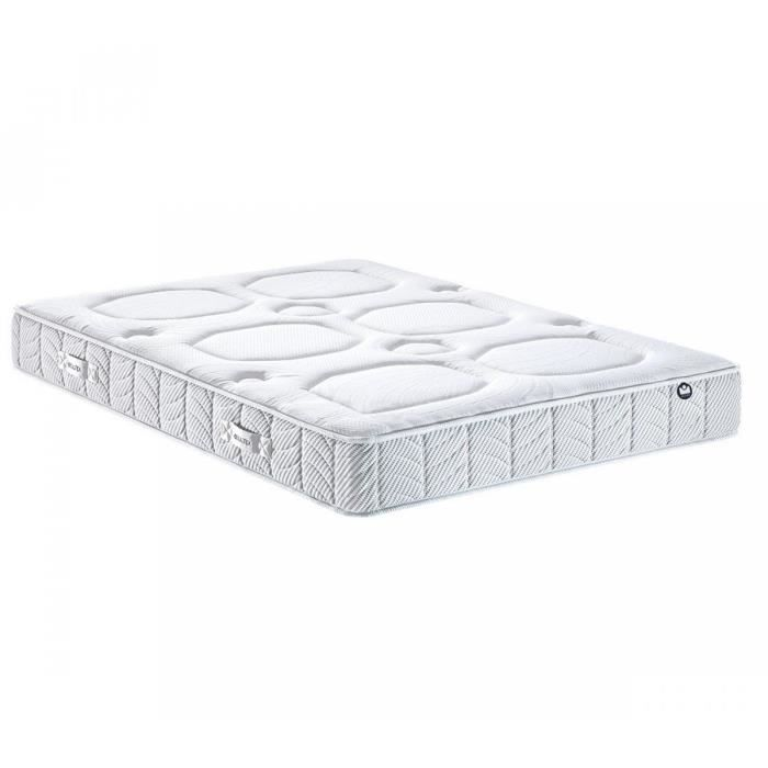 matelas bultex nano i novo 920 140x190 achat vente matelas cdiscount. Black Bedroom Furniture Sets. Home Design Ideas