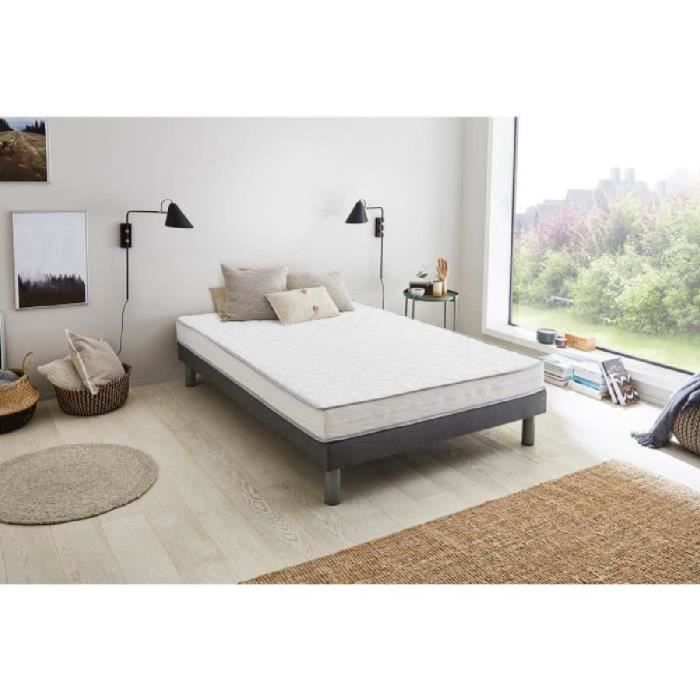 finlandek matelas kello 180x200 cm m moire de forme equilibr 30kg m 2 personnes. Black Bedroom Furniture Sets. Home Design Ideas