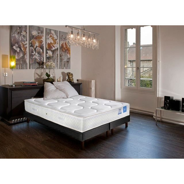 matelas ressort ensaches 180x200 max min. Black Bedroom Furniture Sets. Home Design Ideas