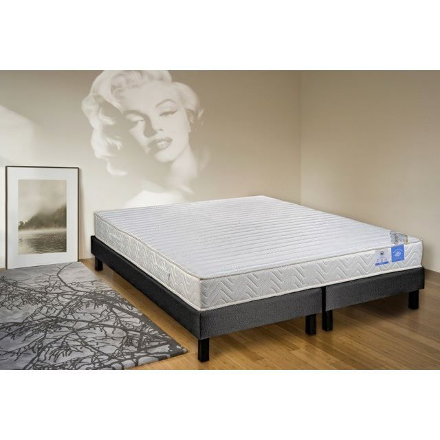 matelas belle literie 180x200cm 100 latex 3 zones achat vente matelas cdiscount. Black Bedroom Furniture Sets. Home Design Ideas