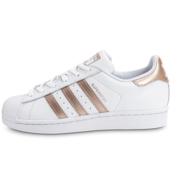 Superstar rose gold ROSE GOLD - Achat / Vente basket - Cdiscount