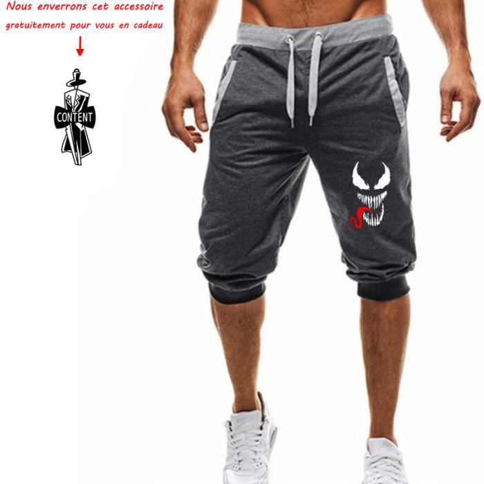 Short Homme sweat Shorts Hommes Collants