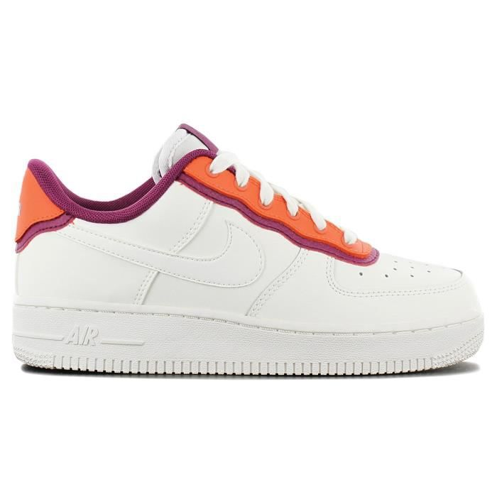 shoes for cheap united kingdom various styles Nike Air Force 1 07 SE AA0287-104 Femmes Chaussures Baskets Sneaker Blanc