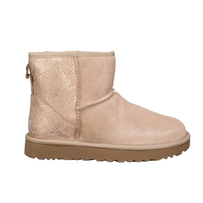 ugg cuir brilliant