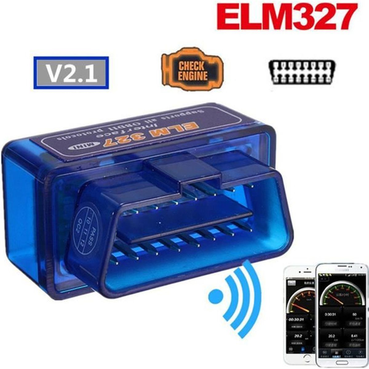 mini elm327 v1 5 bluetooth obd 2 ii voiture interface de diagnostique scanneur achat vente. Black Bedroom Furniture Sets. Home Design Ideas
