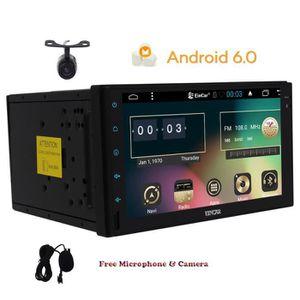INSTALLATION AUTORADIO Autoradio caméra de recul comprennent Android voit
