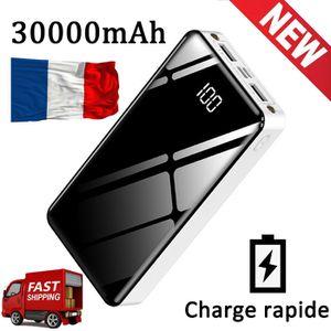 BATTERIE EXTERNE ARIO®20800mAh Batterie externe élégante grand écra