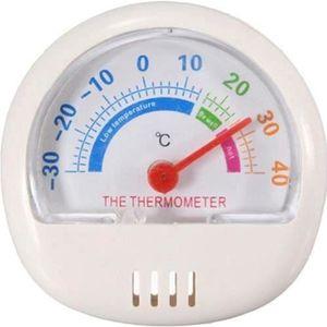 RÉFRIGÉRATEUR CLASSIQUE Classique Cadran Réfrigérateur Congélateur Thermom