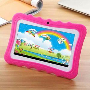TABLETTE TACTILE Rose fonce Tablette Tactile pour Enfant 7