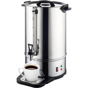 MACHINE À CAFÉ Percolateur à café 15 Litres / 100 tasses Professi