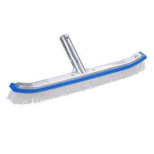 BALAI - BROSSE  Tête de brosse paroi bleu pour piscine adaptable s