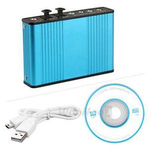 CARTE SON EXTERNE 6 Canaux Carte Son Externe USB Numérique Optique A