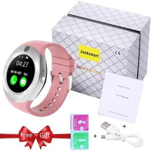 MONTRE CONNECTÉE Montre Connectée Femme Bluetooth Smart Watch Tacti