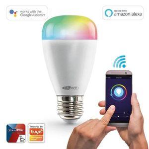 CULOT D'AMPOULE CALIBER HWL2101  Ampoule LED Connectée wifi E27 bl
