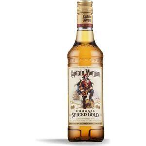 RHUM Captain Morgan - Rhum épicé - 35% - 3 L