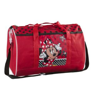 SAC DE SPORT Disney Minnie Mouse - Sac de Sport Enfant Fille -
