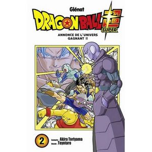 MANGA Dragon Ball Super Tome 2