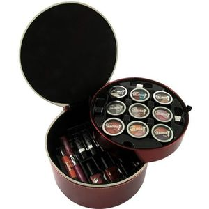 PALETTE DE MAQUILLAGE  Mallette de Maquillage - Luxurious Collection Red