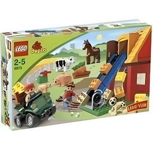 ASSEMBLAGE CONSTRUCTION Lego - 4975 - Duplo - La ferme