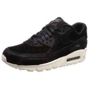BASKET Nike wmns air max 90 lx, gris - noir 3S7T90 Taille