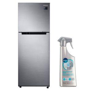 RÉFRIGÉRATEUR CLASSIQUE SAMSUNG Réfrigérateur Frigo double Porte inox 300L