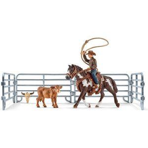 FIGURINE - PERSONNAGE Schleich Figurine 41418 - Animal de la ferme - Cap