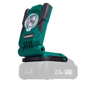 LAMPE DE CHANTIER Lampe de travail VPower 20V (sans batterie)