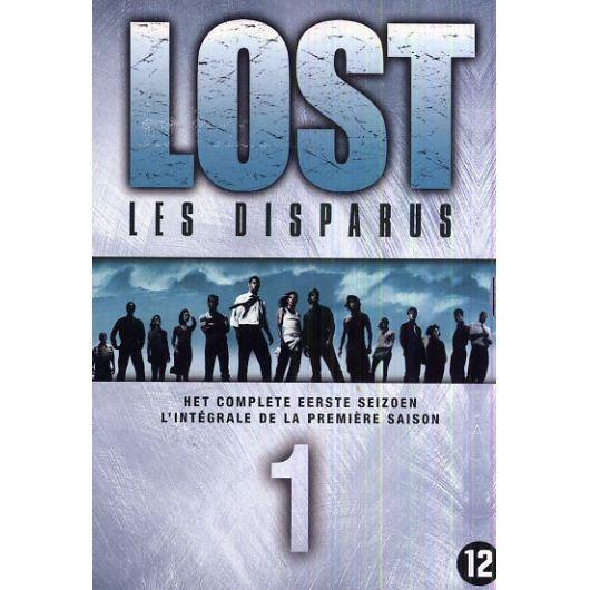 DVD SÉRIE DISNEY CLASSIQUES - Pack de 7 DVD Lost, les dispar