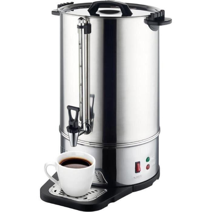 Percolateur à café 15 Litres / 100 tasses Professionnel