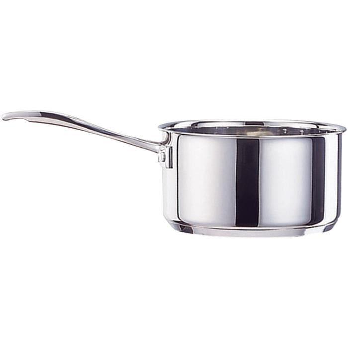 Casserole en inox Chef - D: 18 cm