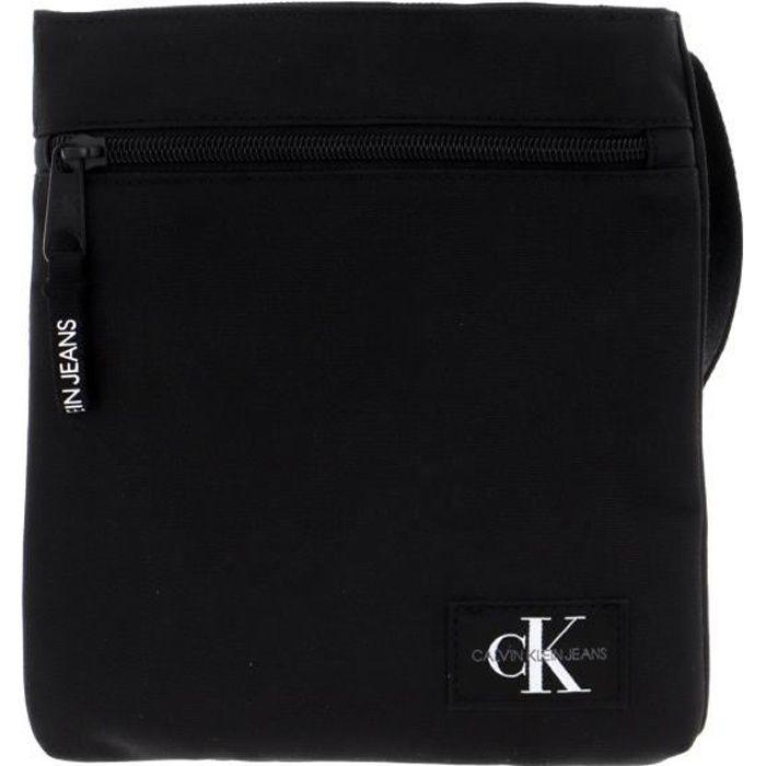 Calvin Klein Micro Flatpack Black [129542] - sac à épaule bandoulière sacoche