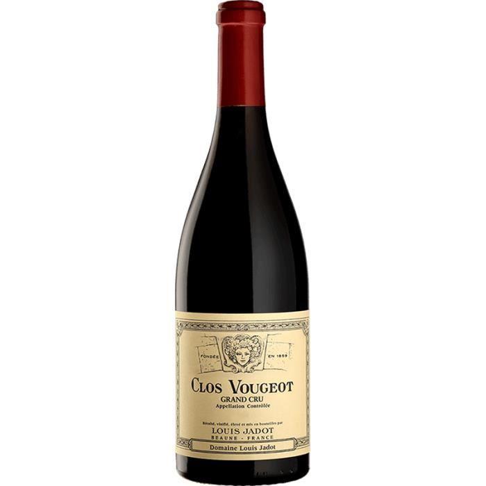 Louis Jadot - Clos Vougeot Grand Cru - Rouge 2013 - 75cl