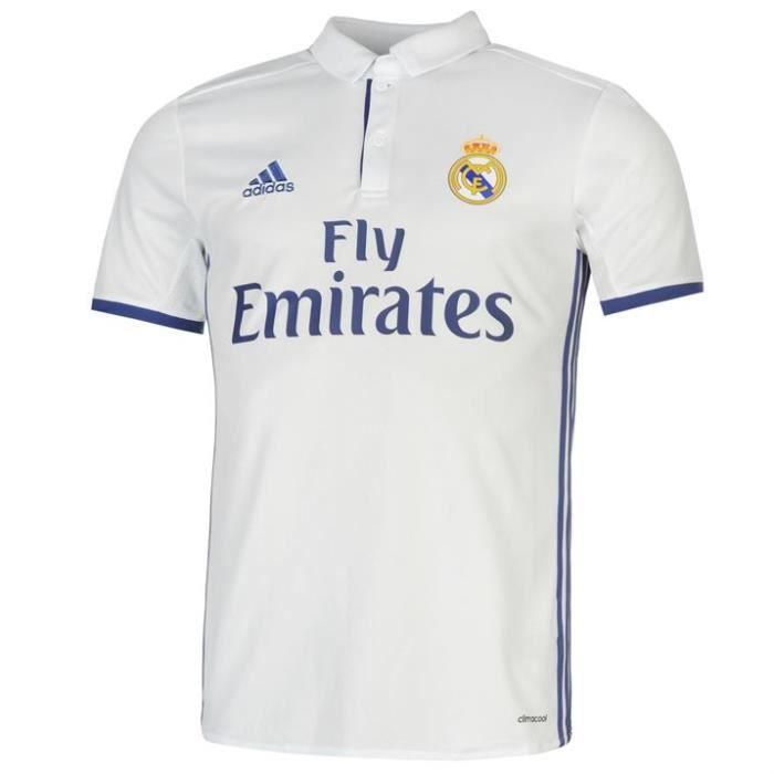 Nouveau Maillot Adidas Real de Madrid Saison 2016/2017
