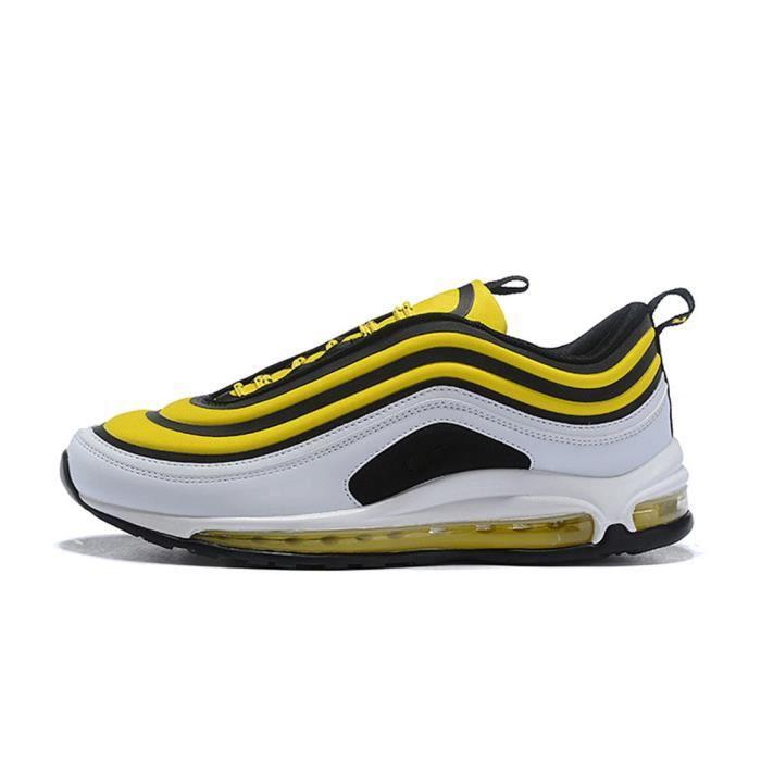 Air Cushion Max 97 Hommes chaussures de course Chaussures d'entraînement Baskets Sneakers YT
