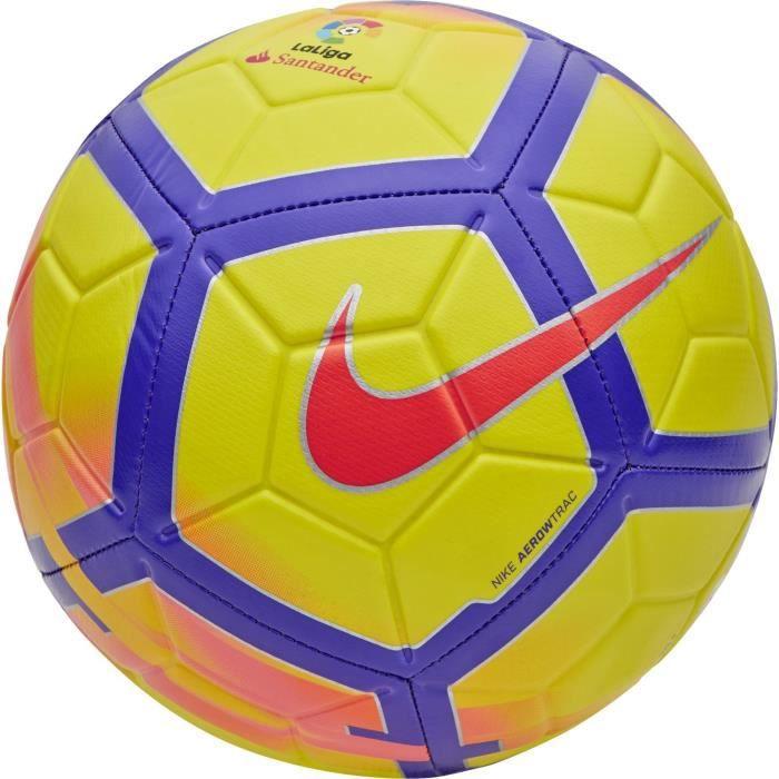 Ballon Nike Strike La Ligua Santander 5 Jaune