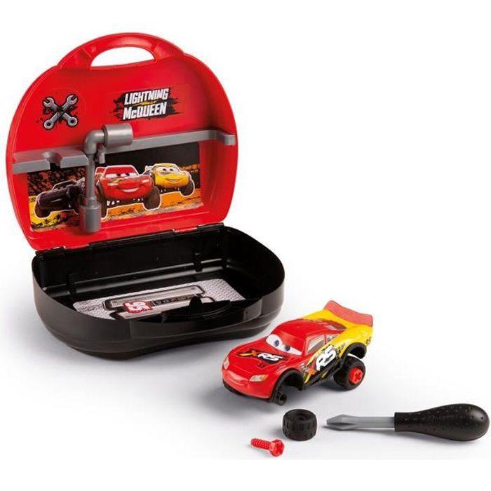 SMOBY Cars XRS Customiz'Box 23 Accessoires