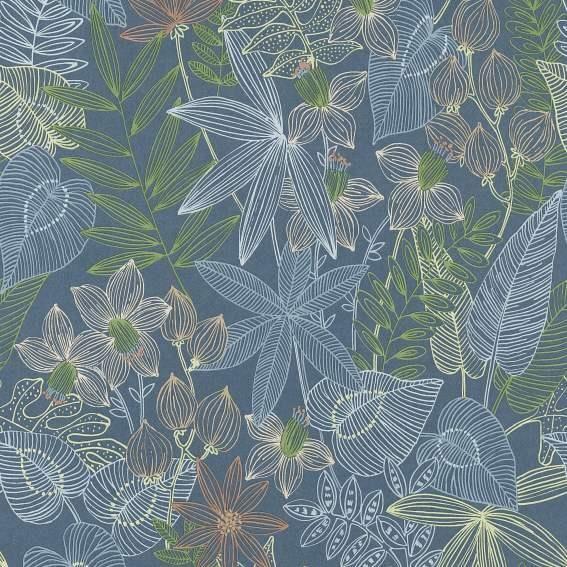 A S Creation Papier Peint Fond D Ecran Recolte Colibri 366301 Papier Peint Floral Aspects 10050 X 530 Mm Achat Vente Papier Peint A S Creation Papier Peint Cdiscount