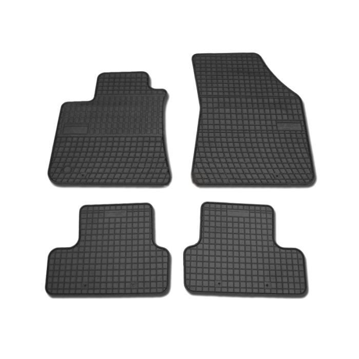 tapis sur mesure caoutchouc pour renault megane iv des 2015 achat vente tapis de sol tapis. Black Bedroom Furniture Sets. Home Design Ideas