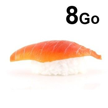 cle usb sushi
