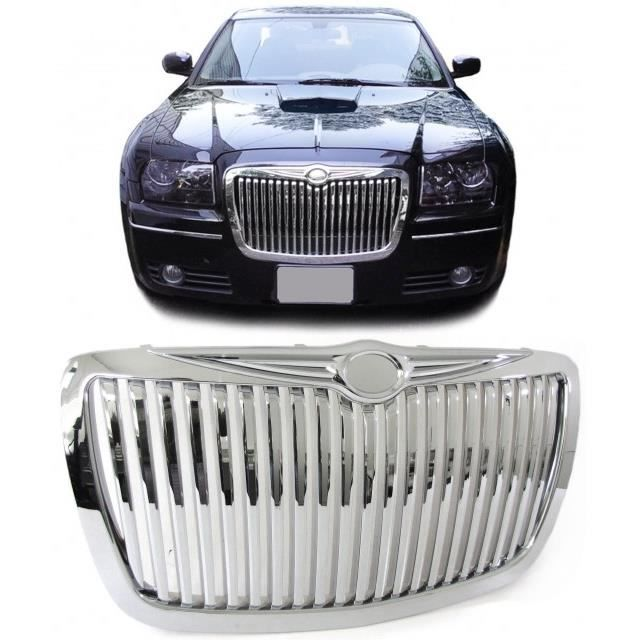calandre dition silver look rolls royce pour c achat vente kit carrosserie calandre. Black Bedroom Furniture Sets. Home Design Ideas