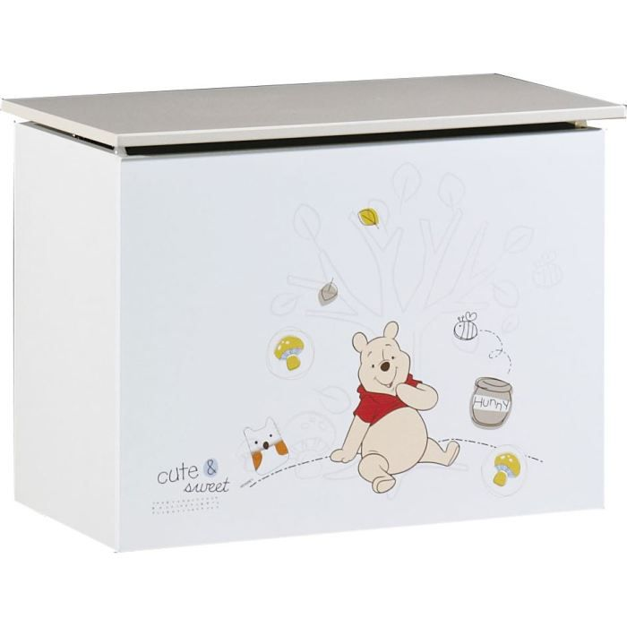 winnie coffre jouets doodle craft achat vente coffre jouets 3500760045985 cdiscount. Black Bedroom Furniture Sets. Home Design Ideas