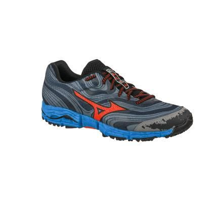 the best attitude dfb68 41c8a CHAUSSURES DE RUNNING Mizuno Wave Kazan gunmetal tange.