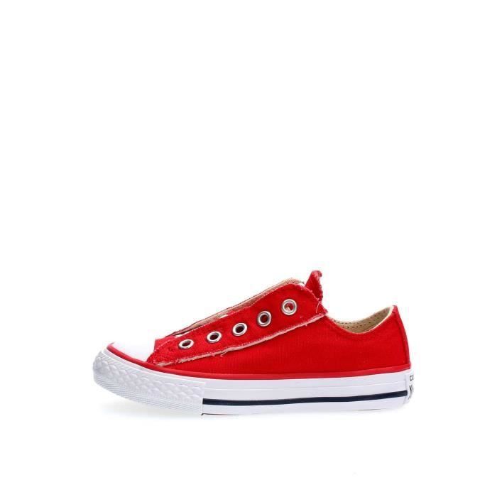 CONVERSE SNEAKERS junior unisexe RED, 27