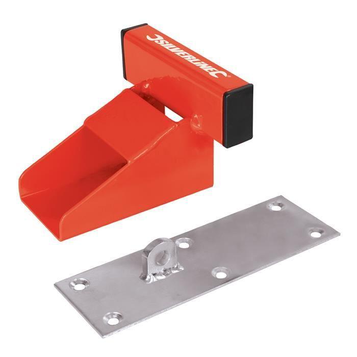 antivol pour porte de garage Master Lock 1488EURDAT  Barre de s/écurit/é pour porte de garage basculante avec serrure /à cl/é
