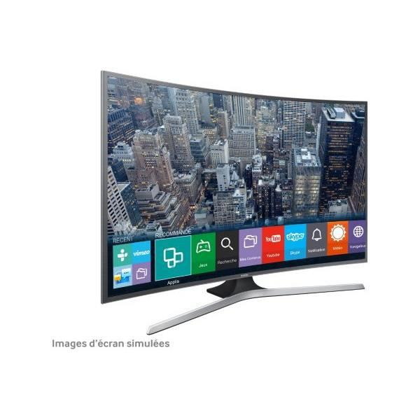 tv samsung ue40ju6670 1300hz 4k smart tv t l viseur led. Black Bedroom Furniture Sets. Home Design Ideas